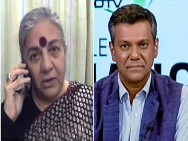Videos : कोरोना ने पर्यावरण को बनाया राजनीतिक मुद्दा : पर्यावरण कार्यकर्ता वंदना शिवा