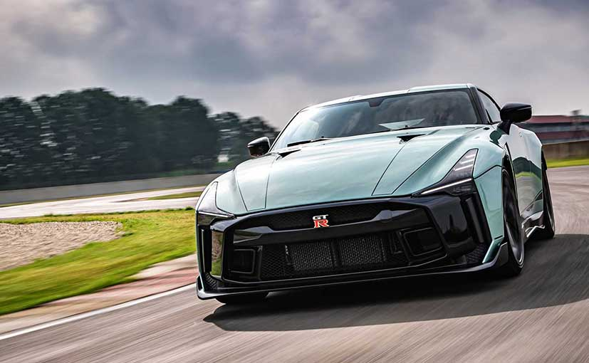 Italdesign Unveils The Production-Ready Nissan GT-R 50