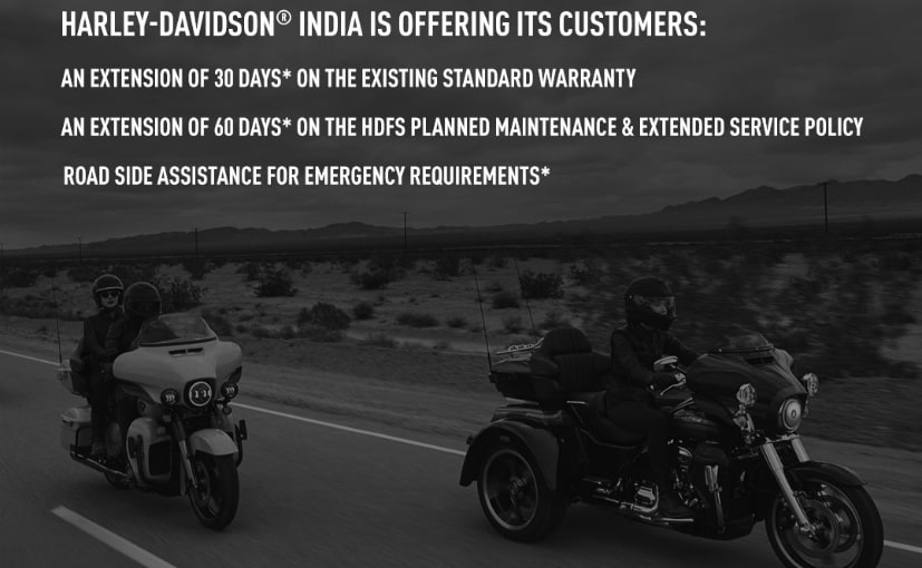 Harley-Davidson India Introduces Home Delivery Of Motorcycles