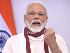 PM Modi Wishes People On Ganga Dussehra