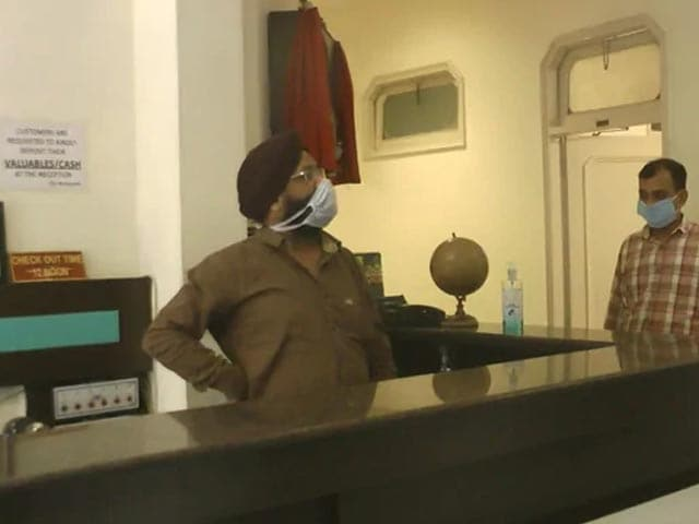 "Video : Drafted As Quarantine Centres, Punjab Hotels Stare At Losses, ""Stigma"""