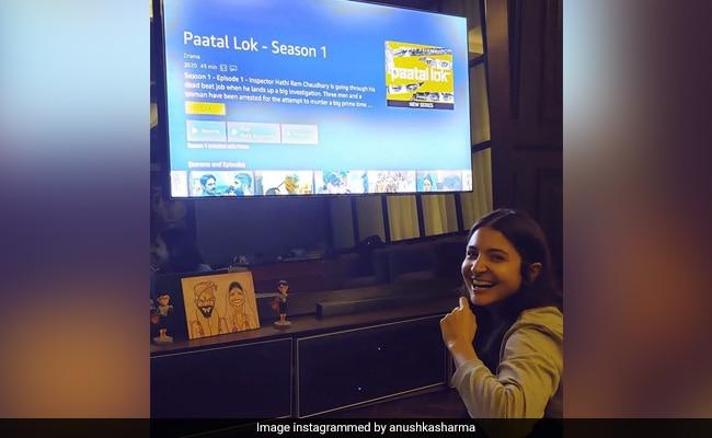 'Paatal Lok Is A Massive Validation,' Says Producer Anushka Sharma