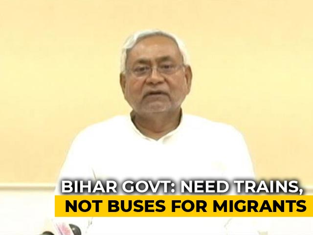 Video : On Bringing Migrant Workers Home, Nitish Kumar's Not-So-Quick Second Act