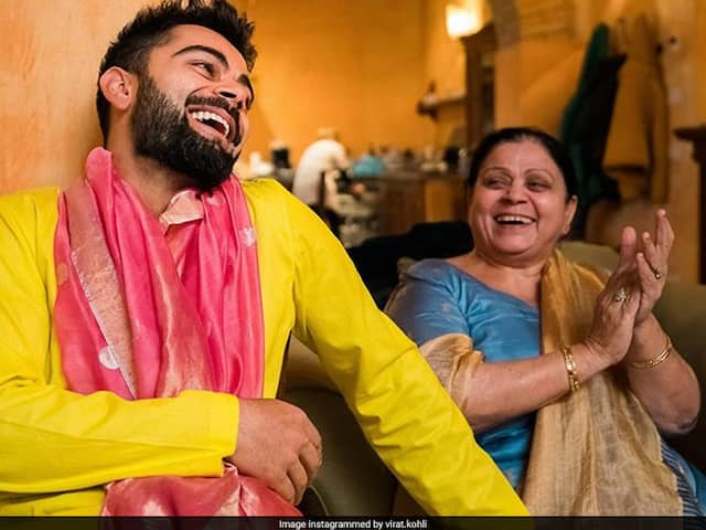Virat Kohli, Yuvraj Singh Lead Wishes As Sports Fraternity Celebrate Mothers Day 2020