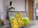 Video : On Camera, Tamil Nadu Officer Topples Vegetable Carts, Blames It On Stress
