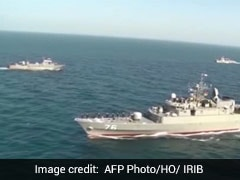 "Iran Warship Hit By ""Friendly Fire"" In Naval Exercise, 19 Sailors Killed"