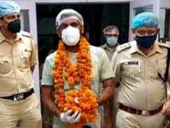 दिल्ली : 12 घंटे में अमर कॉलोनी थाने का दूसरा पुलिसकर्मी करोना से ठीक होकर लौटा