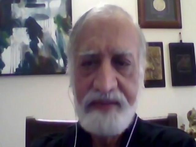 Video : It Should Be Physical Distance, Not Social: Kiran Karnik, Chairman, HelpAge India