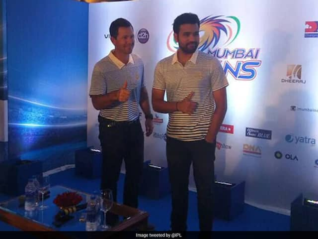 """Ricky Ponting Is """"From Another Planet"""": Rohit Sharma Tells Ravichandran Ashwin"""