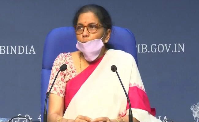 Nirmala Sitharaman Announces Reforms To Help Farmers Earn Better Prices