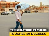 Video : Delhi Records Hottest May Day Since 2002 Amid Severe Heatwave