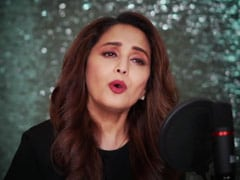 <i>Candle</i>: Madhuri Dixit Dedicates Her First Single To Frontline Workers Fighting COVID-19