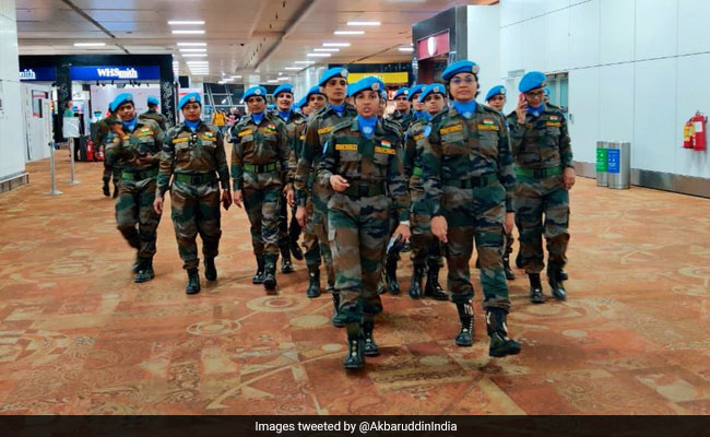 Need More Women Peacekeepers In UN, Says Indian Commander