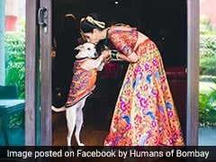 Remember This Bride's Viral Pics With Her Dog? Here's Her Story