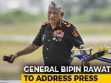 Video : Chief Of Defence Staff To Brief Press At 6 pm, 3 Chiefs Will Be Present
