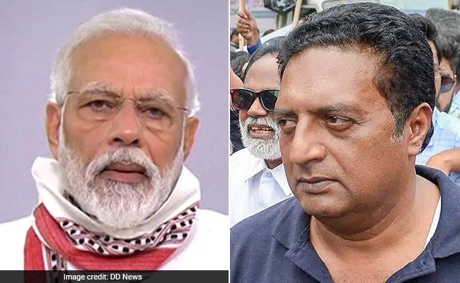 PM Modi ने की राष्ट्रपति जो बाइडेन से फोन पर बात तो प्रकाश राज बोले- 'अबकी बार ट्रंप सरकार' के बाद...