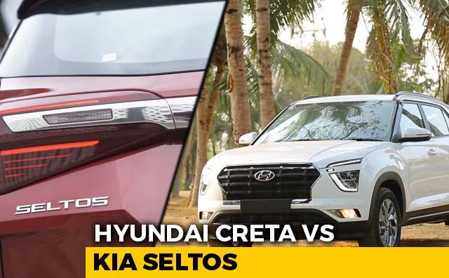 Video: Hyundai Creta vs Kia Seltos: Which One's The Better SUV