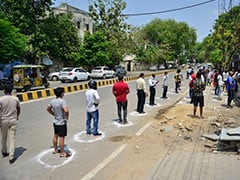 Visakhapatnam Deploys Government Teachers To Manage Crowd Outside Wine Shops