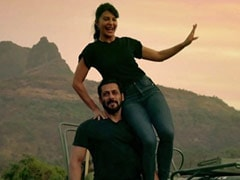 <I>Tere Bina</I> Song: Salman Khan And Jacqueline Fernandez's Romance Is What Dreams Are Made Of