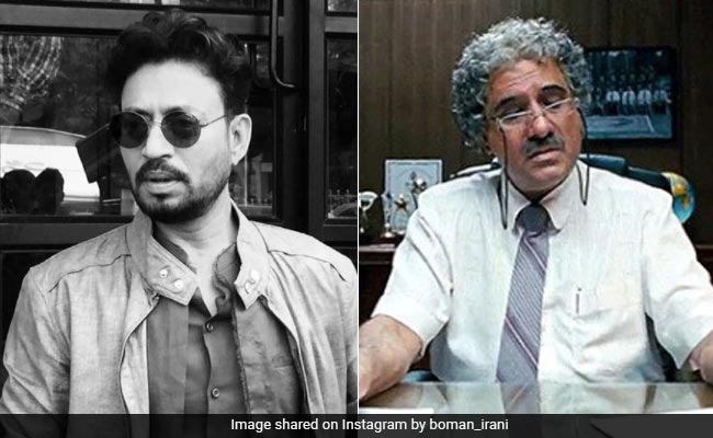 Boman Irani Recommended Irrfan Khan For The Role Of Virus In 3 Idiots