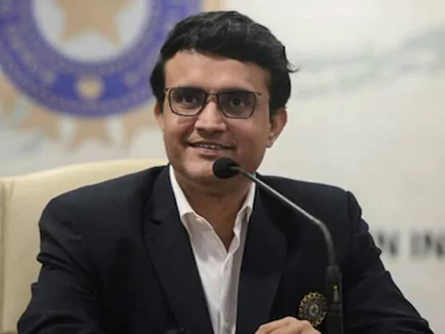 "Sourav Ganguly ""Right Person"" For ICC Chief, Says Graeme Smith"