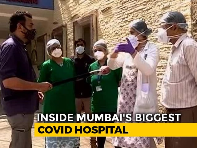 Video : Battlezone Mumbai: Doctors Share Their Accounts Of The Frontline