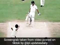 पाकिस्तानी गेंदबाज ने की ऐसी बेवकूफी, बिना शॉट मारे बल्लेबाज का शतक हुआ पूरा... देखें TikTok Viral Video
