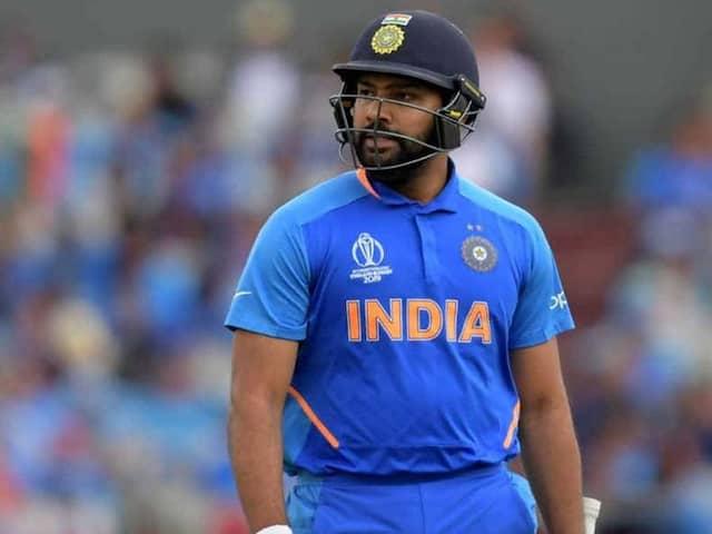 Rohit Sharma Misses Out As Alex Carey Picks Combined India-Australia T20I XI