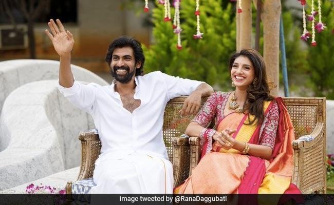 'And It's Official': Rana Daggubati Is Engaged, Shares Pics With Fiancee Miheeka Bajaj