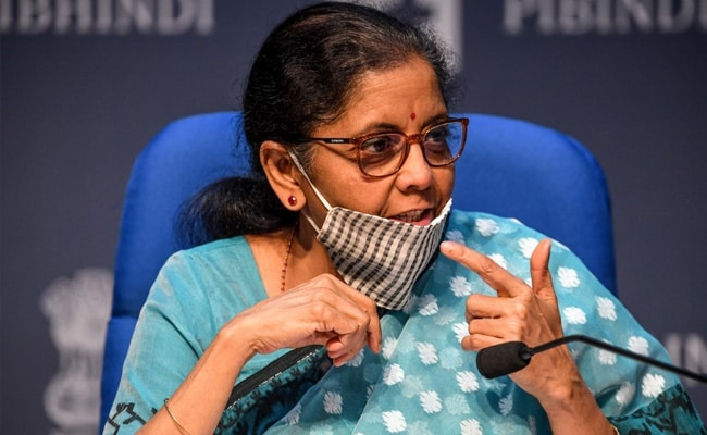 'Multiplier Effect': Nirmala Sitharaman On Stimulus Package