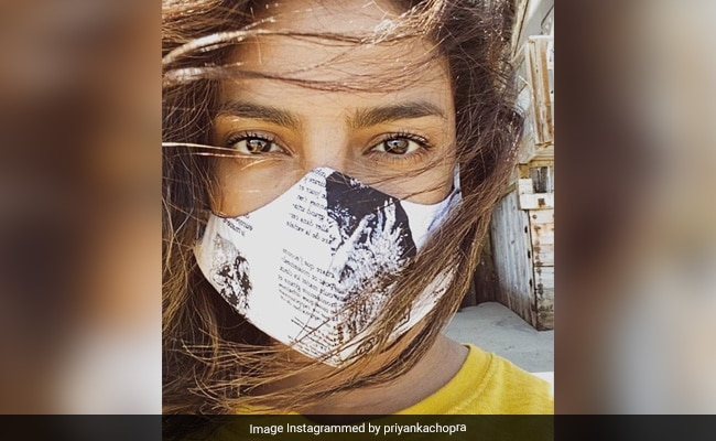 Priyanka Chopra's 'First Day Out' In Two Months Looked Like This