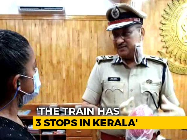 Video: Kerala To Stick To Multi-Level Covid-19 Tracking As Trains Arrive
