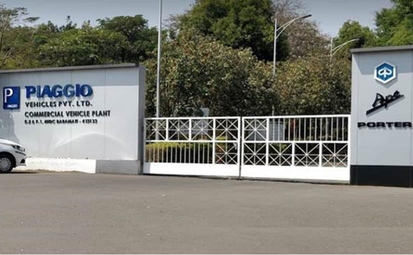 Piaggio Vehicles Resumes Production Operations At Baramati Facility