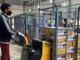 Video : Amid Lockdown, 3 Million Cartons Of Apples Lying In Kashmir Cold Storage