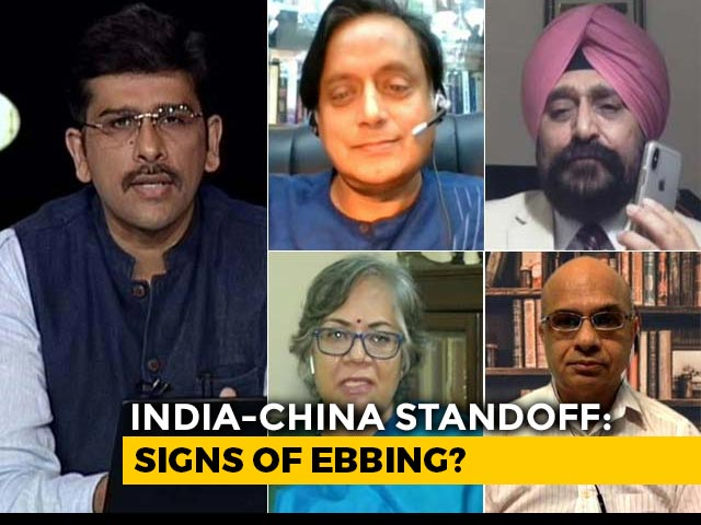 Video : India-China Stand-Off: Signs Of De-Escalation?