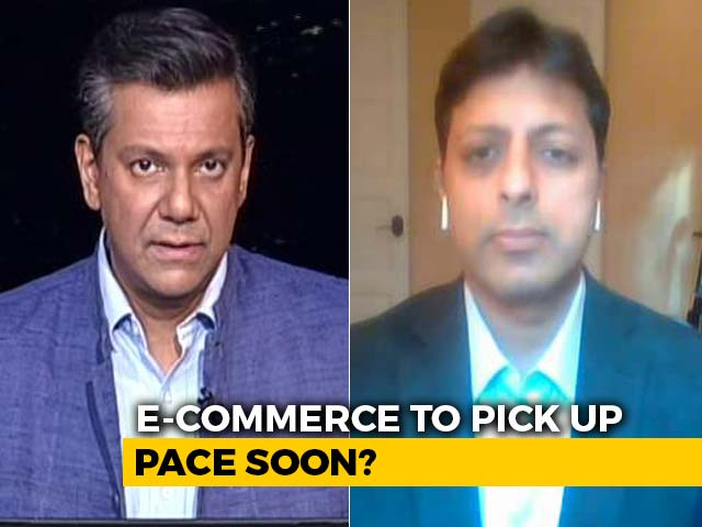 Video : 'Orders Placed Have Gone Up Three-Fold': Amazon India Head