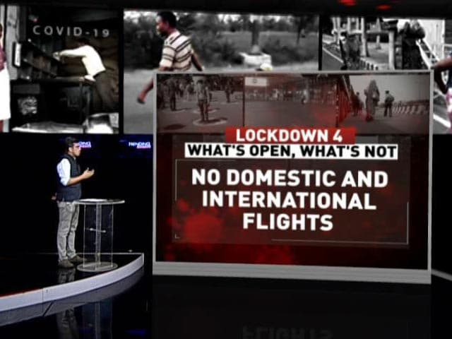 Video: Lockdown4: What's In, What's Out