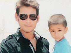 "Namrata Shirodkar's Throwback Pic Of Mahesh Babu And Son Gautham Is ""Just Too Adorable"""