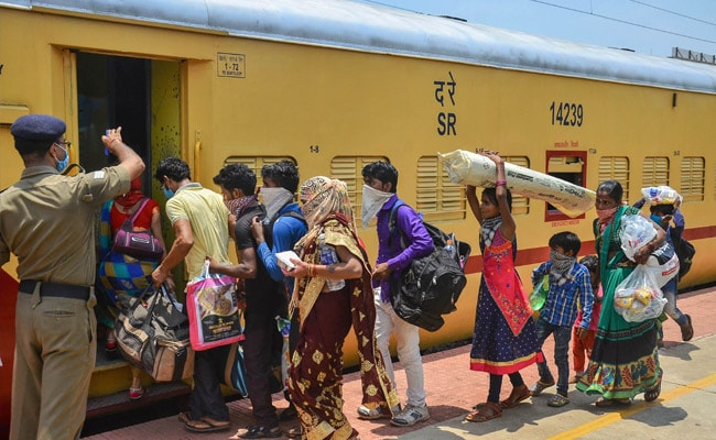"""Asked For 145 Trains, Used 13"": Piyush Goyal vs Maharashtra Feud Grows"