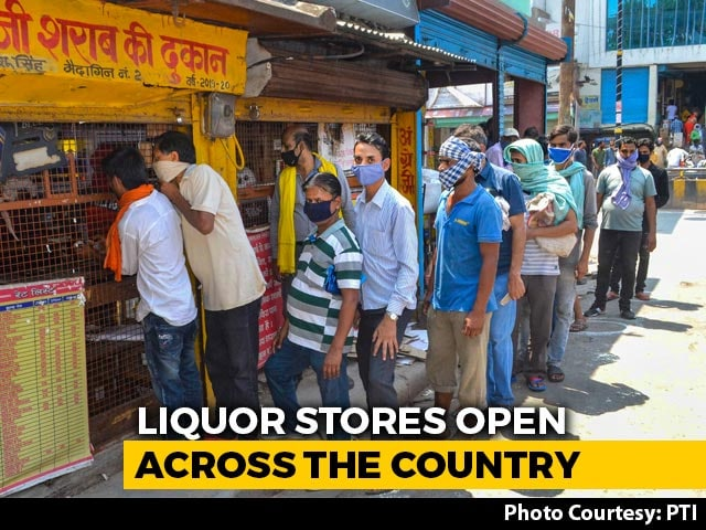 Video : Liquor Stores Open Across The Country As Lockdown Rules Ease