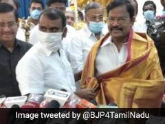 It's BJP Vs DMK In Next Tamil Nadu Assembly Elections, Says VP Duraisamy