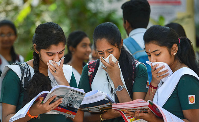 Covid situation in India: Amid second wave of coronavirus in India, students ask government to cancel CBSE board exams 2021 or conduct them online.
