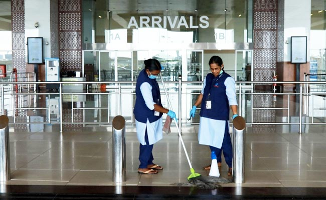 Ministry Website Crashes As Indians Abroad Scramble To Return Home