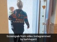 कचरे की जगह बच्चे को डस्टबिन में डाल आई महिला, हरभजन सिंह ने कहा- 'धवन ऐसा कर सकता है...' देखें Video