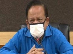 Health Minister Harsh Vardhan Reviews Plan To Fight Dengue, Malaria In Delhi