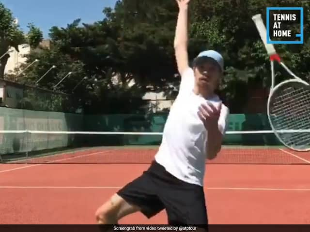 """ATP Tour Shares Never Seen Before """"Serve"""" Video To Send Twitter Into A Spin"""