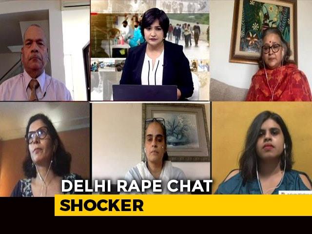 Video : Delhi Schoolboy Held Over #BoysLockerRoom That Talked About Girls' Rape