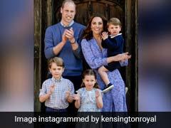 Kate Middleton Turns Hairdresser For Her Children Amid Quarantine