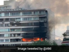 Fire Breaks Out At Residential Building In Mumbai, No One Injured