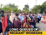 Video : Not Just Migrants, Those Left Without Jobs During Lockdown Leaving Mumbai